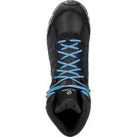 Scarpa Hydrogen Hike GTX Shoes Men dark gray/lake blue